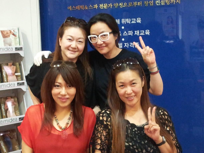 일본 여성 CEO협회 CEO분들과