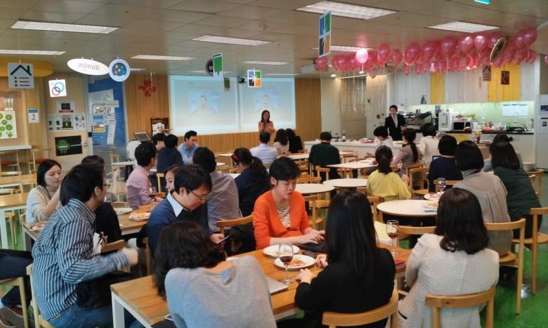 여성의 날을 맞이하여 구글 전직원 분들을 위한 박정현 원장님의 안티에이징 강연