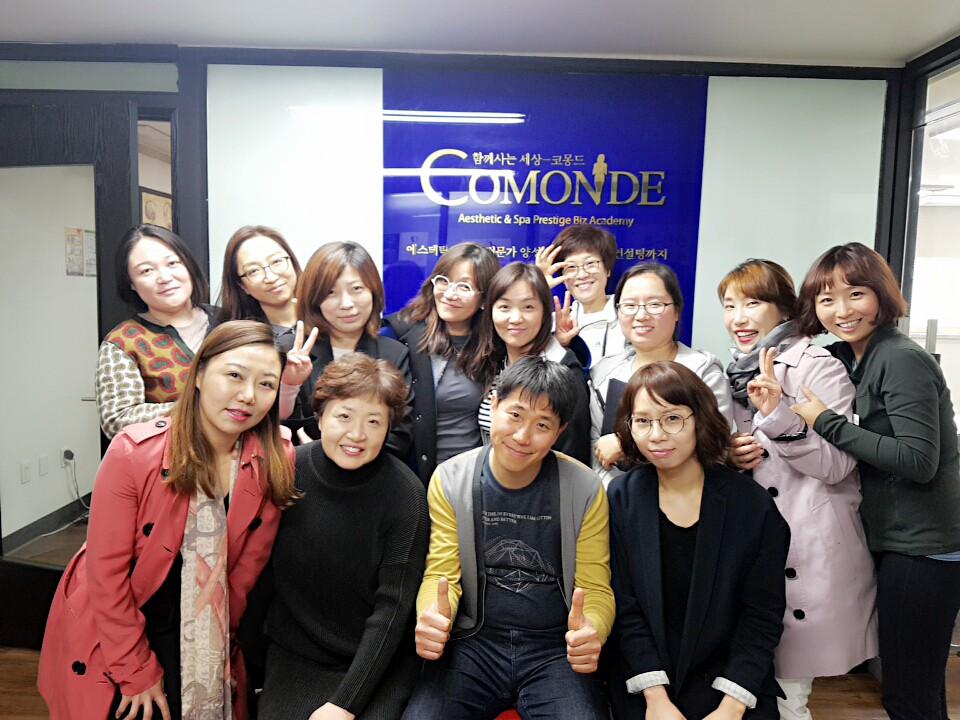 17.4.13 근막체형관리 졸업식!!
