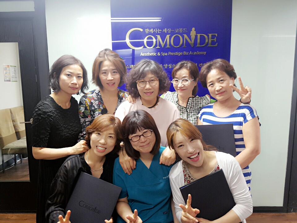 17.6.8 <3대핵심오리엔탈>졸업식~~!! 너무나 열정적인 원장님들 사랑합니다~^^