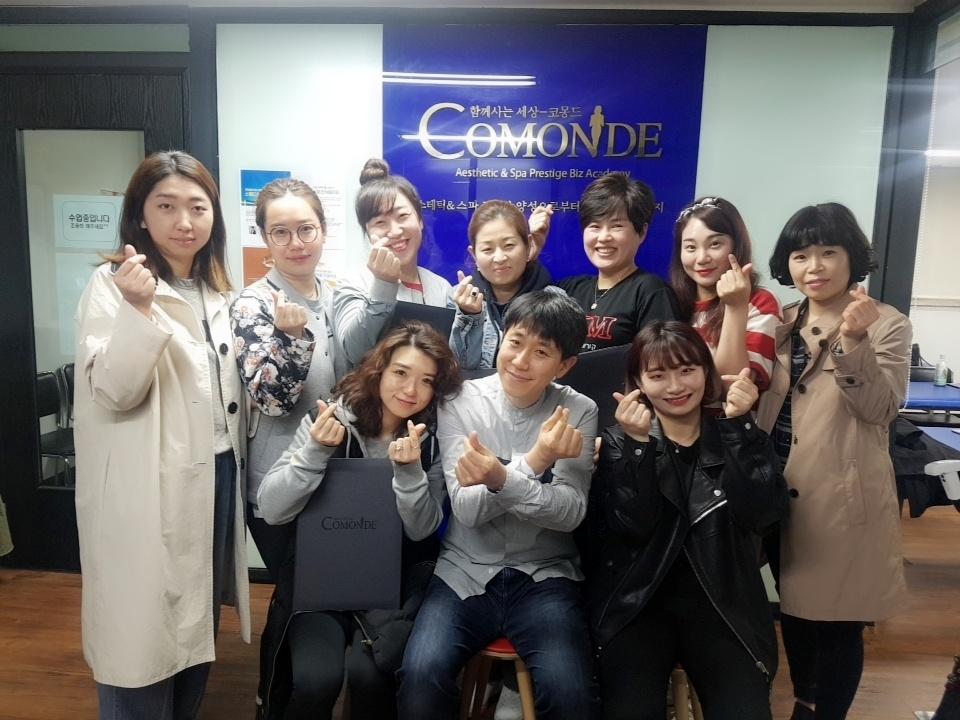 18.3.29 산전산후 전문가과정 45기 졸업식!!